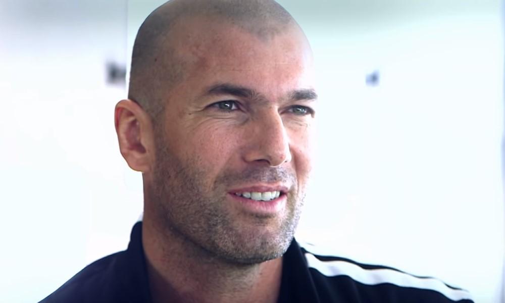 Jalkapallotaidetta - Zinédine Zidanen pallokosketus oli maaginen.