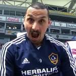 Zlatan Ibrahimovicin persoona tuli varmasti viimeistään yhden tappion jälkeen esille LA Galaxyn pelaajille, kun hän viiletti vielä MLS:ssä.