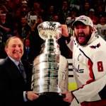 Alexander Ovechkinista huikea dokkari? NHL:n tuotantopäällikkö vienyt asiaa jo eteenpäin.