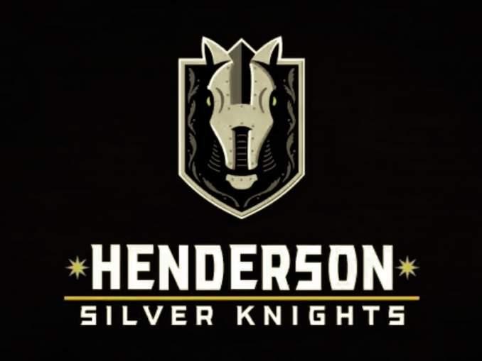 Vegas Golden Knights julkaisi AHL-seuransa: Henderson Silver Knights.