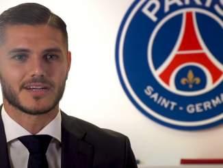 PSG nappasi Mauro Icardin Interiltä - Juventus jäi nuolemaan näppejään.