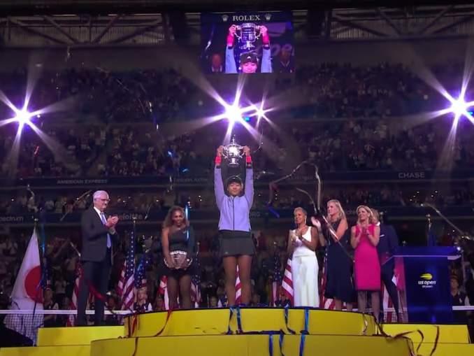 Naomi Osaka ohitti Serenan parhaiten tienaavana naisurheilijana: Williams piti ykkössijaa hallussaan neljä vuotta putkeen.