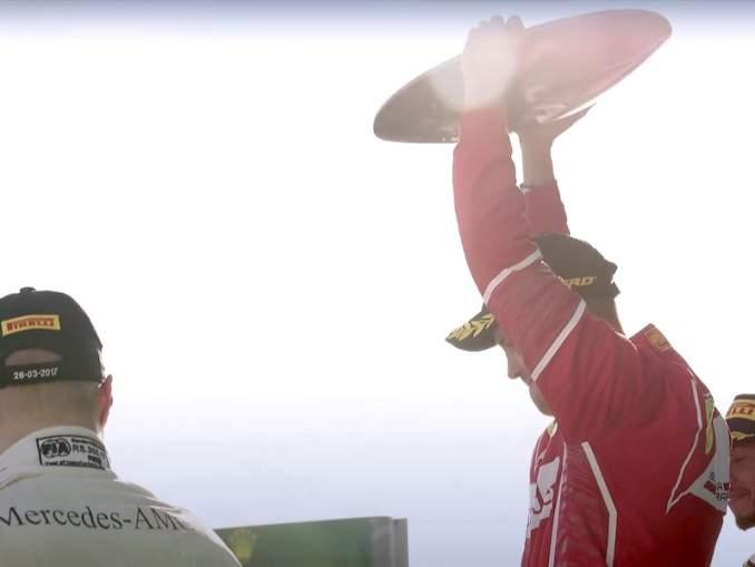 Sebastian Vettel pelaa kovaa peliä: pahimmassa tapauksessa se saattaa johtaa Valtteri Bottaksen jäämiseen ilman F1-paikkaa.