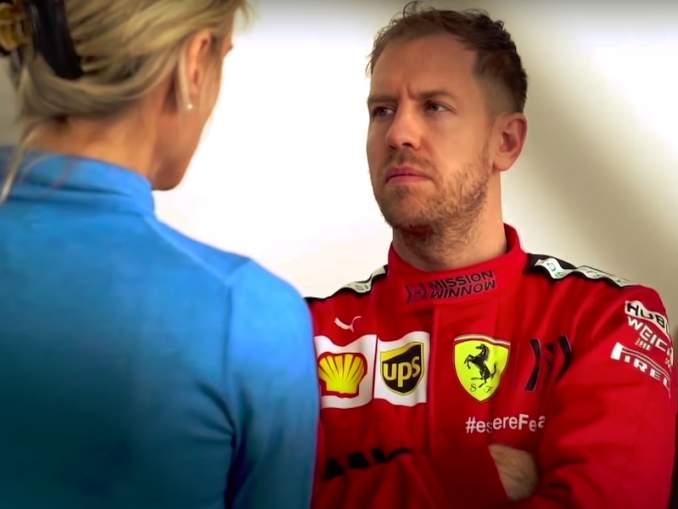 Tunnettujen ja arvostettujen saksalaislehtien mukaan Sebastian Vettel ei jatka Ferrarilla.
