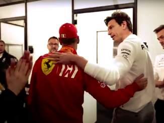 Tuleeko Sebastian Vettelin siirrosta Mercedekselle lopulta totisinta totta?