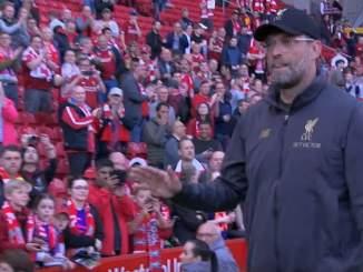 Liverpoolilla jo uudet tavoitteet mielessä: joukkue tavoittelee valioliigassa loppukauden otteluista uutta ennätystä, joka on liigan piste-ennätys.