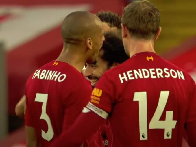 Liverpool teki uskomatonta historiaa: Crystal Palacella ei ollut koko ottelun aikana ainoatakaan kosketusta punapaitojen boksin sisällä.