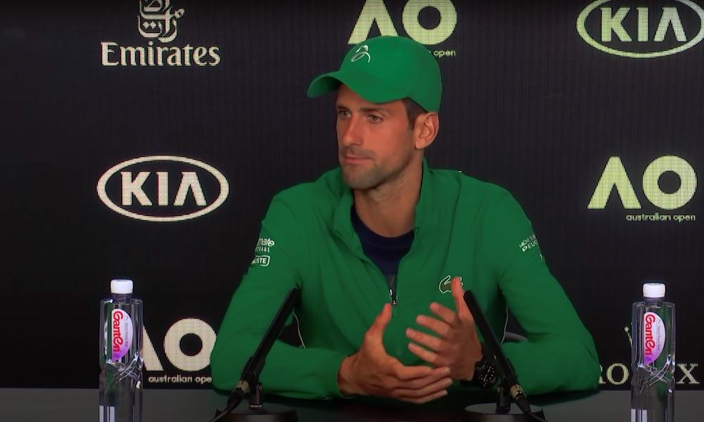 Novak Djokovicilla koronavirus: useat hänen järjestämässään turnauksessa pelanneet pelaajat sekä valmentajat ovat saaneet tartunnan.