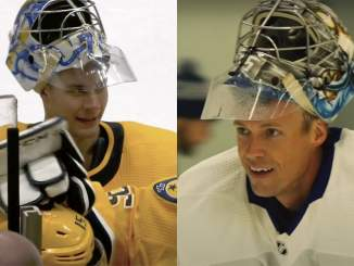 Rinne ja Saros vääntävät ykkösvahdin paikasta, kun Nashville Predators aloittaa harjoittelut ennen NHL-kauden jatkumista Pohjois-Amerikassa.