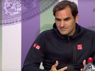 Djokovicin isä haluaa Federerin eläkkeelle. Srdjan Djokovicinmielestä sveitsiläisellä tennistähdellä olisi parempaakin tekemistä kuin tennis.