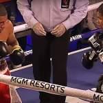 Nyrkkeilymaailma kohisee nuorukaisesta nimeltä Shakur Stevenson, joka oli käsittämättömän ylivoimainen Felix Caraballoa vastaan.