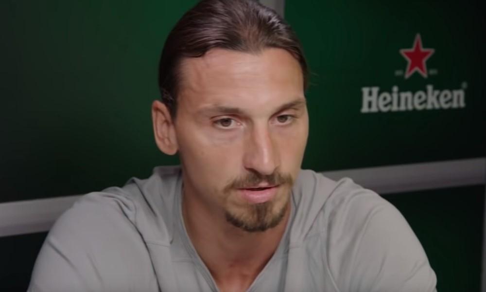 Zlatan vieraili Hammarbyn pukuhuoneessa, kun Allsvenskan palasi koronatauolta ja ruotsalaistähden osaomistama seura juhli 2-0-voittoa.
