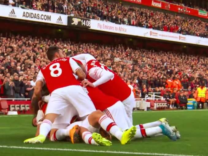 Valioliiga: Tottenham - Arsenal
