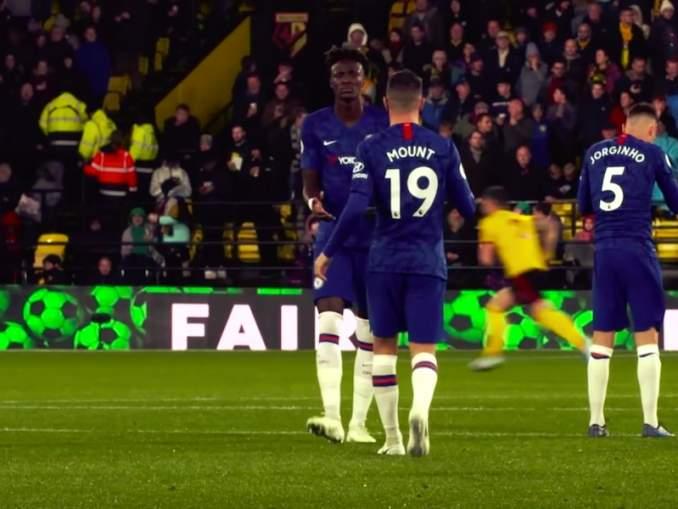 Valioliiga: West Ham - Chelsea
