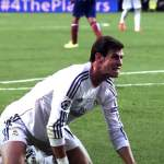 Gareth Balen käsittämätön käytös Real Madridissa jatkuu - nyt hän leikki vaihtopenkillä Granadaa vastaan pelatussa ottelussa.