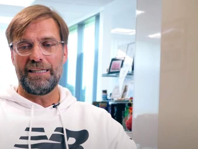 Jürgen Klopp puhui tulevaisuudestaan - Neljä vuotta Liverpoolissa.