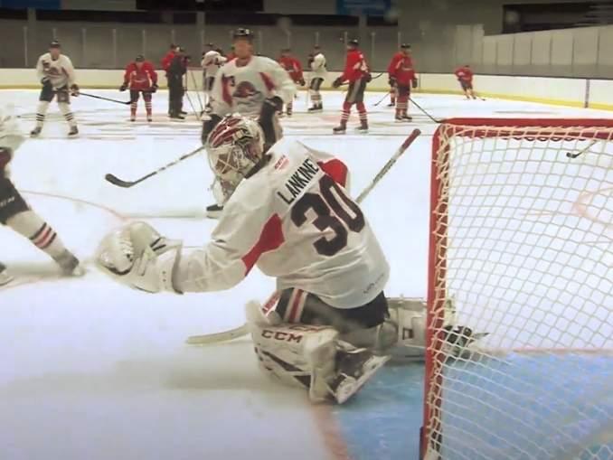 Kevin Lankinen voi nousta Chicagon ykkösvahdiksi NHL:n pudotuspeleihin 2020, Corey Crawfordin loukkaantumisen myötä.