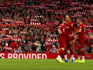 Valioliiga: Liverpool - Aston Villa