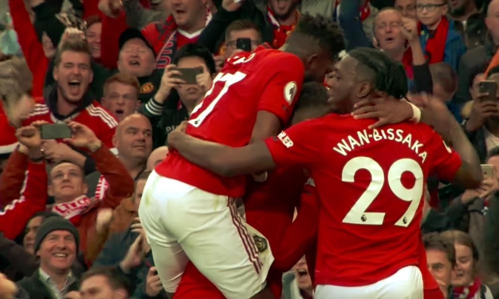 Valioliiga: Leicester - Manchester United