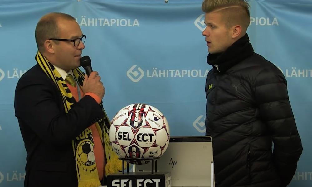 Petteri Pennanen kimpaantui Veikkausliigalle ja täysin aiheesta: ei virallisen sarjan kuulu jakaa siirtohuhuja julkisesti.