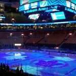 NHL-kausi jatkuu Kanadassa - tarkemmin sanottuna Torontossa ja Edmontonissa.