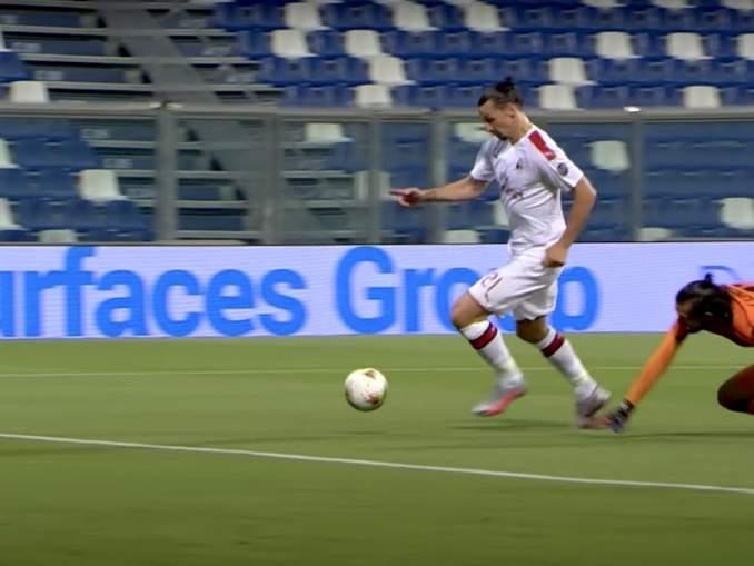 Zlatan teki jatkosopimuksen AC Milanin kanssa, vaikka hänen lähtöään seurasta pidettiin satavarmana asiana.