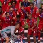 Bayern München Mestarien liigan voittoon, kun saksalaisseura kaatoi ranskalaisjätti PSG:n Lissabonissa pelattavassa finaalissa lukemin 1-0.