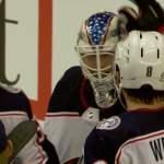 Columbus Blue Jacketsin Joonas Korpisalolle jo toinen nollapeli; passitti Toronto Maple Leafsin kesälomalle!
