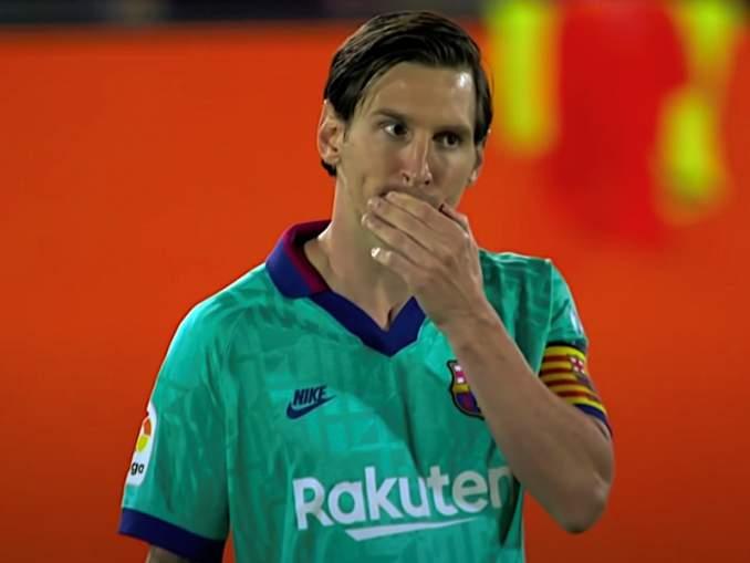 Lionel Messin sopimus Manchester Cityn kanssa pitää espanjalaislehtitietojen mukaan sisällään siirron MLS:ään kolmen vuoden päästä.