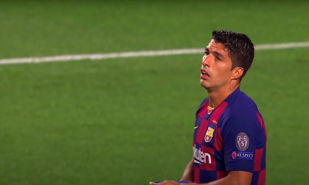 Barcelonassa alkaa tyhjennysmyynti, mutta lähdöstä kieltäytynyt Luis Suárez ei tällä tietoa ole yksi muualle kaupattavista pelaajista.