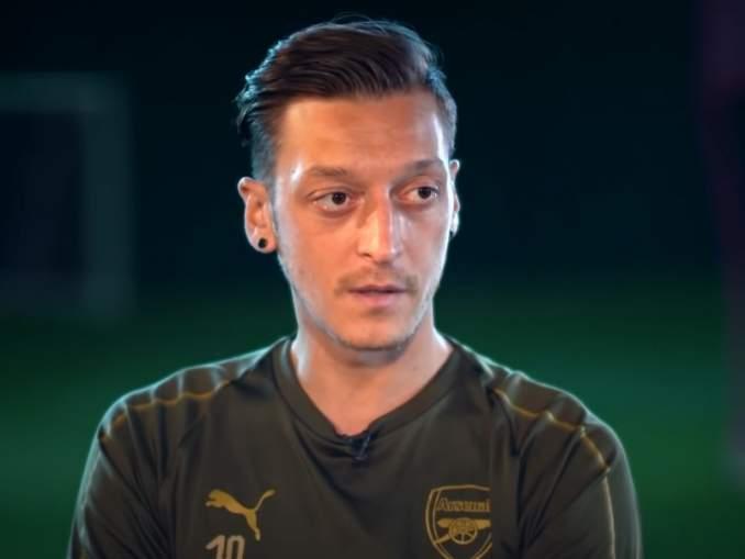 Mesut Özil piti puolustuspuheensa - Ihmiset ovat yrittäneet tuhota minut.