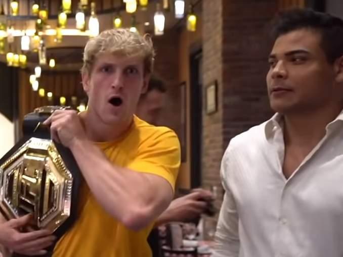 UFC-tähti Paulo Costa tyrmäsi YouTubesta tutun Logan Paulin heidän sparraustuokiossaan. Kaksikko otti yhteen tämän vuoden maaliskuussa.