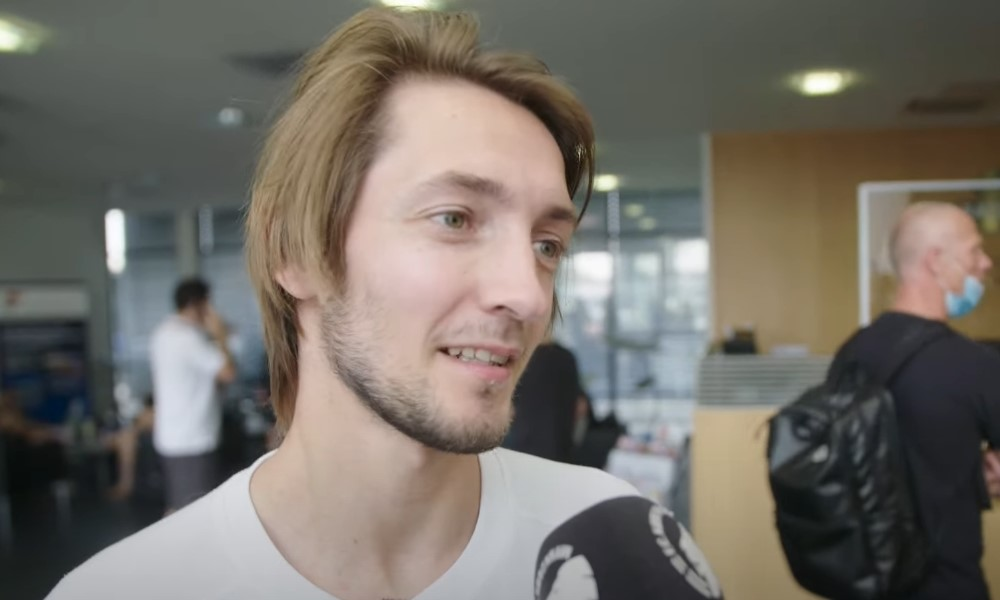 FC Kööpenhaminan Rasmus Falk piti ManU-pelaajia pilkkanaan.