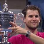 Dominic Thiem US Openin voittoon! 27-vuotias itävaltalaispelaaja kaatoi finaalissa saksalaisen Alexander Zverevin erin 3-2.