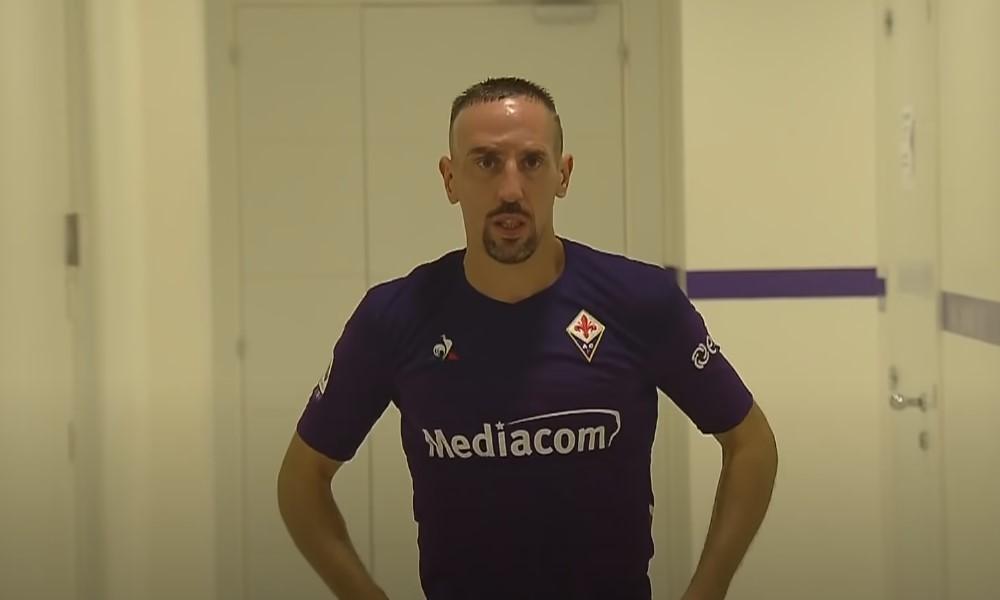 Frank Ribéry mursi Inter-puolustuksen täydellisellä syötöllä.