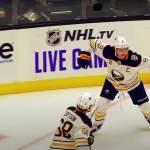 New York Rangers haluaa Jack Eichelin, joskin toistaiseksi tilanne vaikuttaa siltä, että yhdysvaltalaispeluri olisi jäämässä Buffalo Sabresiin.