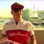 Kimi Räikkösen tallikaveri tutustui suomalaisiin ruokiin, kun suomalaiskuski esitteli niitä Alfa Romeon tuoreella videolla.