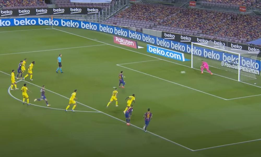 Messi halusi varmistaa itselleen maalin - kunnioitti Luis Suárezia