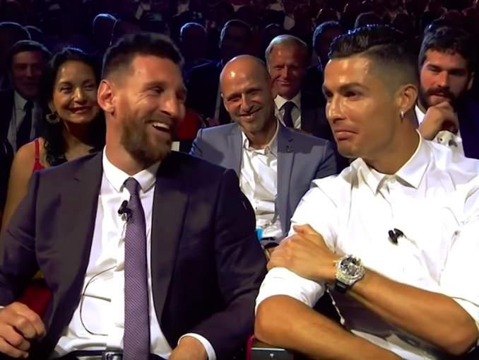 Lionel Messi ja Cristiano Ronaldo nimesivät haastavimmat pelaajat, jotka he ovat urallaan kohdanneet.