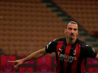 Zlatan teki uskomatonta jalkapallohistoriaa, kun hän iski 38-vuotiaana pallon kahdesti Bolognan verkkoon.