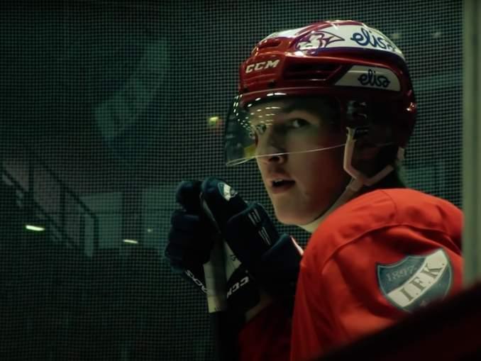 Anton Lundell Florida Panthersiin: HIFK:n nuori lupaus varattiin NHL:ään numerolla 12.