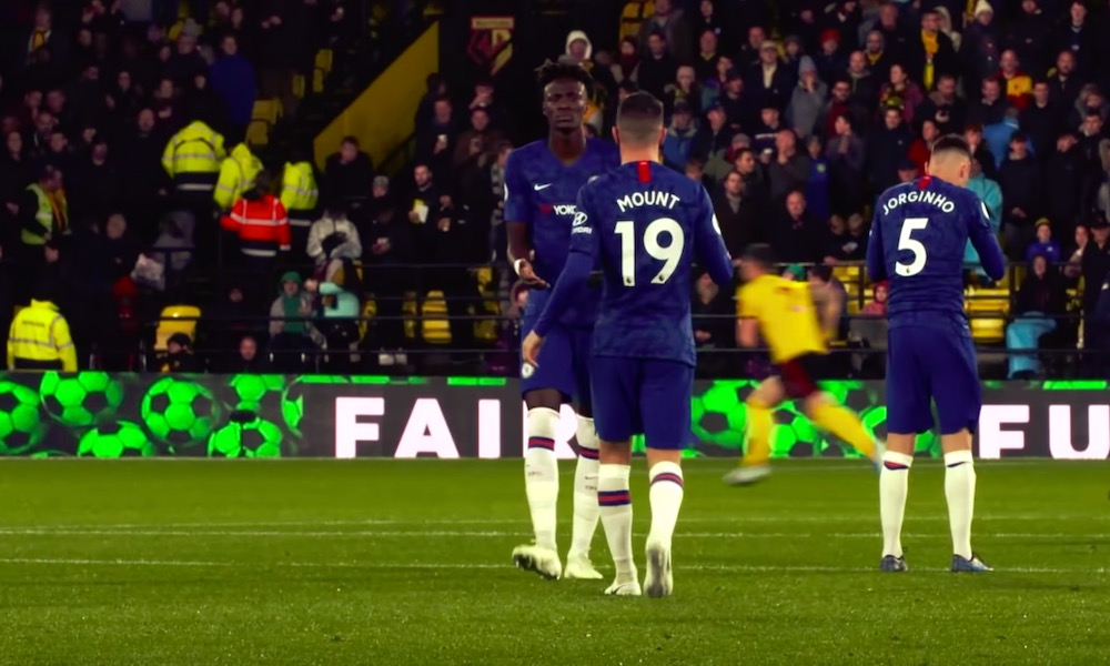 Valioliiga: Chelsea - Southampton
