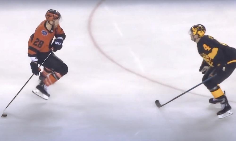 Flyersin ja Penguinsin käänteiset retropaidat vuotivat julkisuuteen?