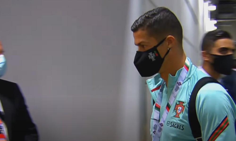 Cristiano Ronaldo todettu koronapositiiviseksi - iso menetys Portugalille.