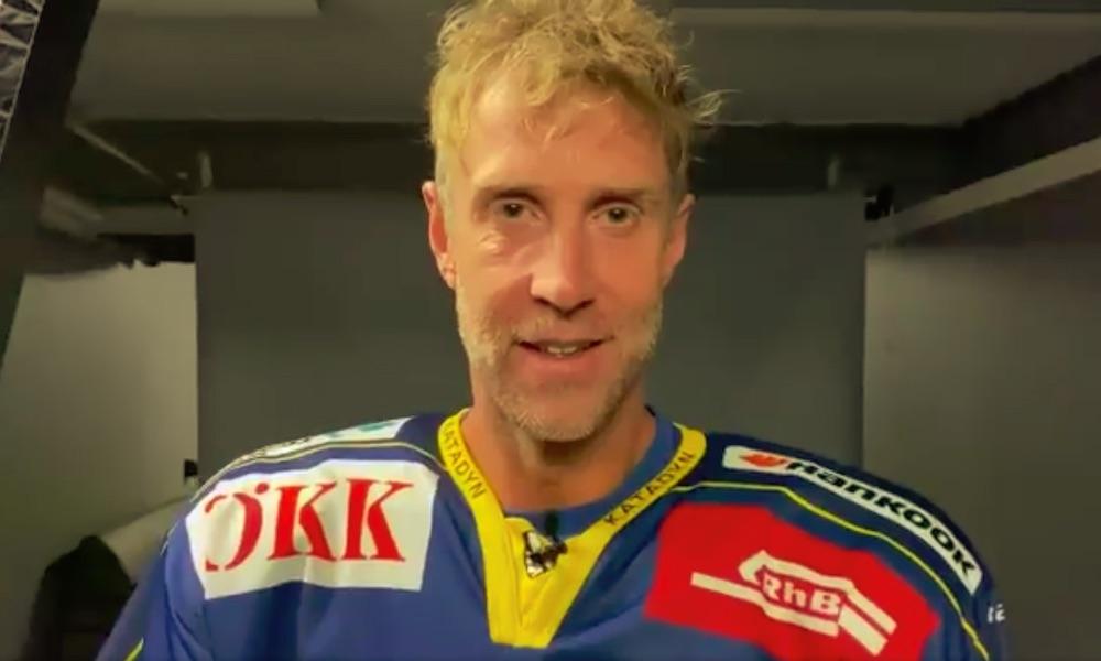 Joe Thornton siirtyy pelaamaan Sveitsin liigaan toistaiseksi voimassa olevan sopimuksen turvin, odottaessaan NHL-kauden 2020-21 käynnistymistä.
