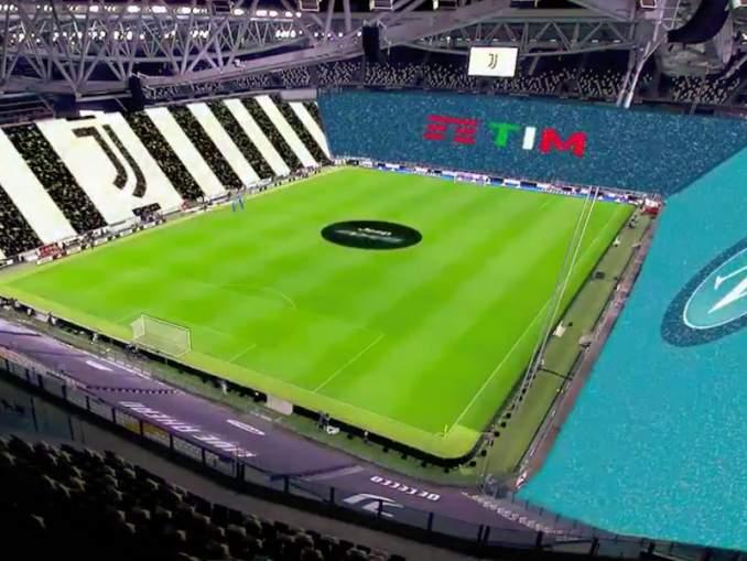 Juventus valmistui normaalisti otteluun Napolia vastaan, vaikka tiedossa oli, ettei vierasjoukkue ole saapumassa pelipaikalle.