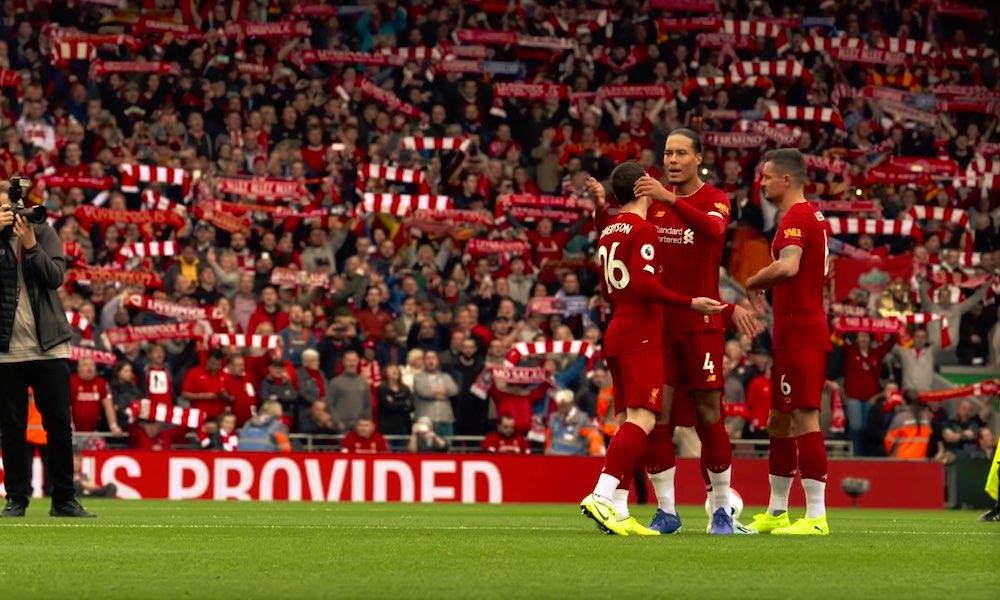 Valioliiga: Liverpool - Sheffield United