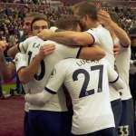 Valioliiga: Burnley - Tottenham