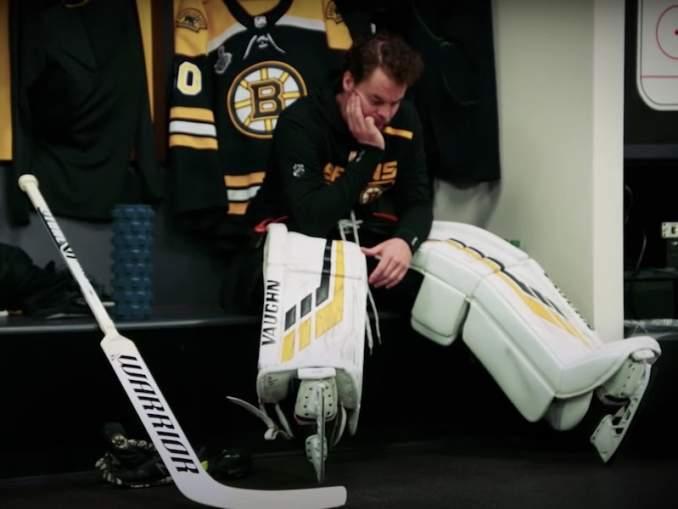 Boston Bruins harkitsee Tuukka Raskin kauppaamista? GM Don Sweeney käynyt keskusteluja.