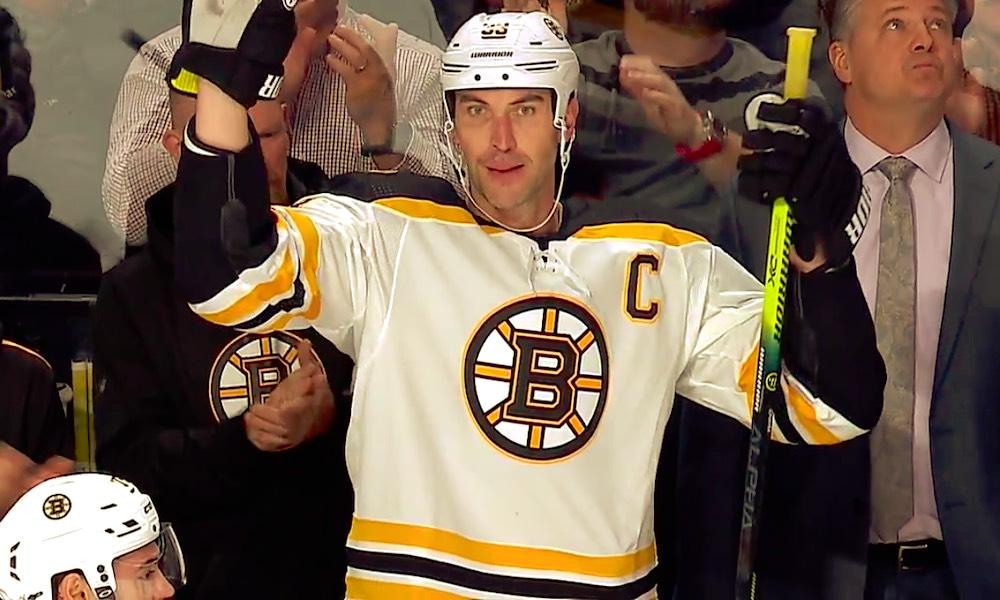 Voisiko Zdeno Chara oikeasti vaihtaa seuraa vielä tässä vaiheessa uraansa? Pystyisikö hän tekemään sen Boston Bruinsille?!